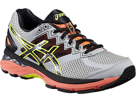 GT-2000 4 MIDGREY/BLACK/FLASH CORAL 3