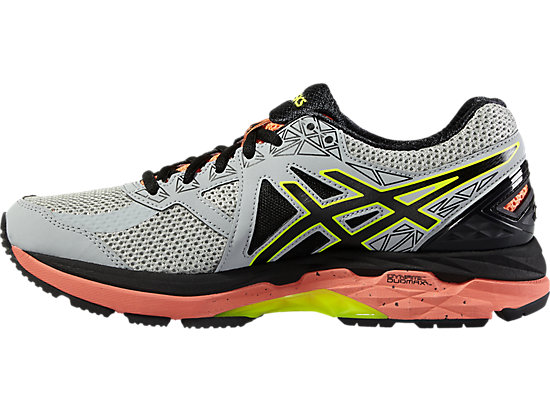 GT-2000 4 MIDGREY/BLACK/FLASH CORAL 11