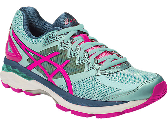 GT-2000 4 (2A) Turquoise/Hot Pink/Navy 3