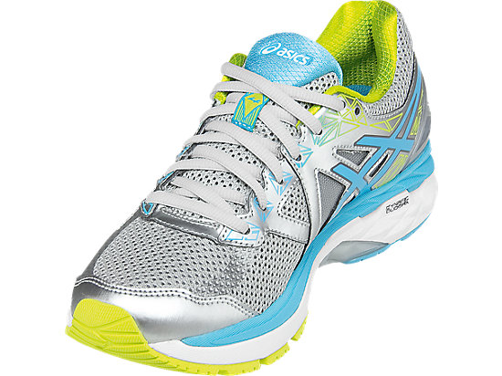 GT-2000 4 (2A) Silver/Turquoise/Lime Punch 11