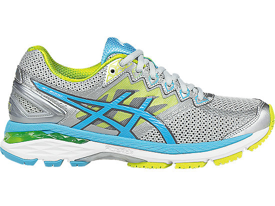 GT-2000 4 (2A) Silver/Turquoise/Lime Punch 3