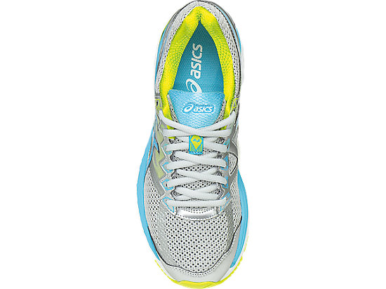 GT-2000 4 (2A) Silver/Turquoise/Lime Punch 23