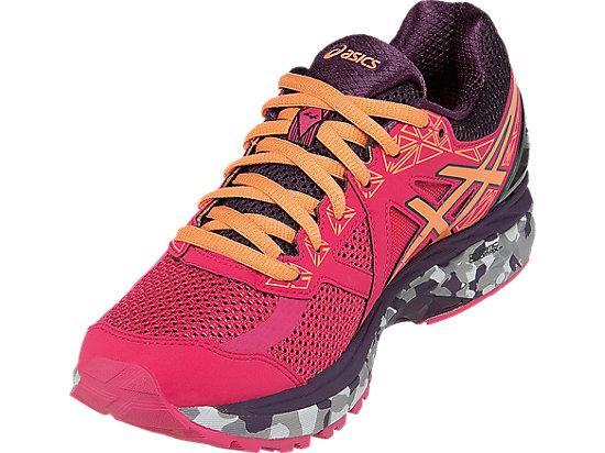 GT-2000 4 Trail Azalea/Melon/Perfect Plum 11
