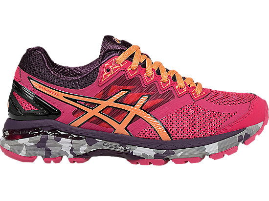 ASICS? GT-2000 4 Trail Women's Running Shoes Azalea/Melon/Perfect Plum