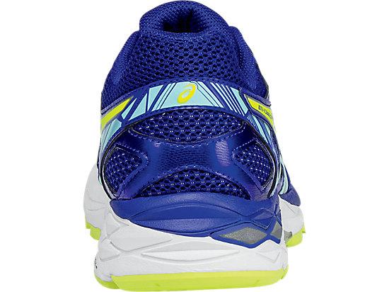 GEL-Exalt 3 ASICS Blue/Mint/Flash Yellow 27
