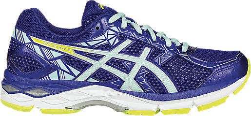 GEL-Exalt 3 ASICS Blue/Mint/Flash Yellow 3 RT