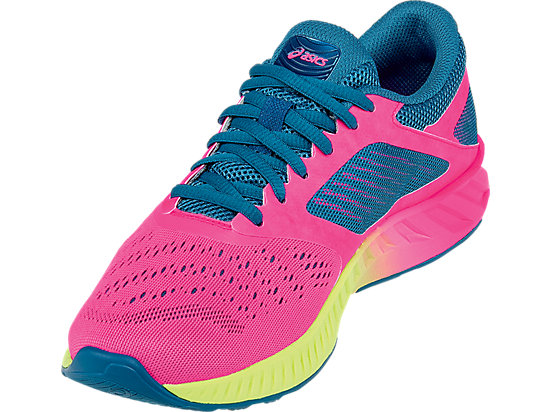 fuzeX Lyte Hot Pink/Sharp Green/Ocean Depths 11
