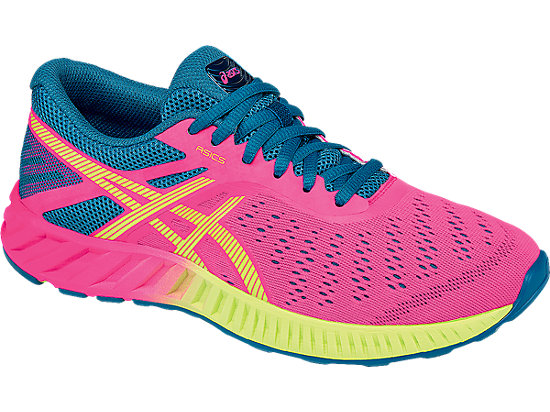 fuzeX Lyte Hot Pink/Sharp Green/Ocean Depths 7