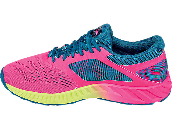 fuzeX Lyte Hot Pink/Sharp Green/Ocean Depths 15