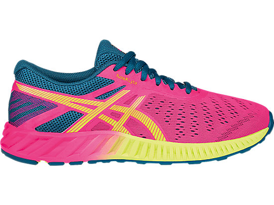 fuzeX Lyte Hot Pink/Sharp Green/Ocean Depths 3
