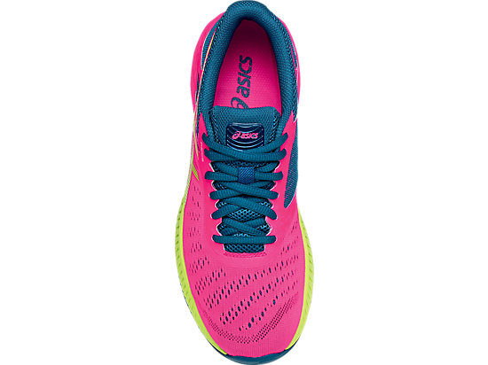 fuzeX Lyte Hot Pink/Sharp Green/Ocean Depths 23