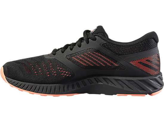 fuzeX LYTE BLACK/FLASH CORAL/ONYX 11