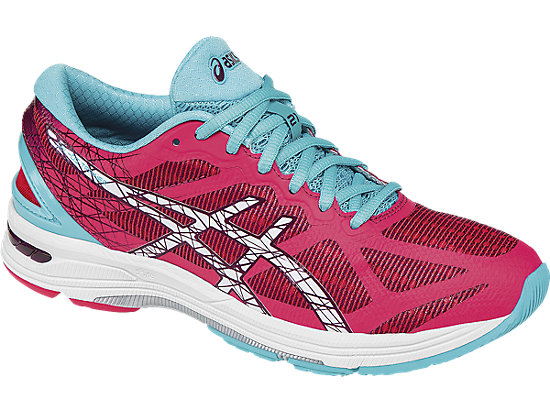 GEL-DS Trainer 21 Diva Pink/White/Turquoise 7