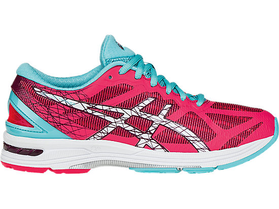 GEL-DS Trainer 21 Diva Pink/White/Turquoise 3