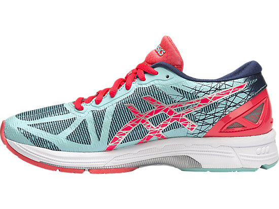 GEL-DS Trainer 21 NC Turquoise/Diva Pink/Ink 11