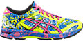 GEL-NOOSA TRI 11:SAFETY YELLOW/HOT PINK/ELECTRIC BLUE