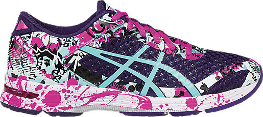 ASICS? GEL-Noosa Tri 11 Women's Running Shoes Parachute Purple/Aruba Blue/Pink Glow