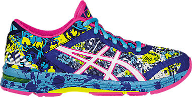 on sale 94738 83e00 GEL-NOOSA TRI 11 ASICS BLUE WHITE HOT PINK 3 RT