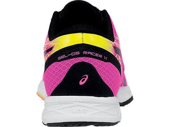 GEL-DS Racer 11 Hot Pink/Black/Flash Yellow 27