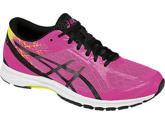 GEL-DS Racer 11 Hot Pink/Black/Flash Yellow 7