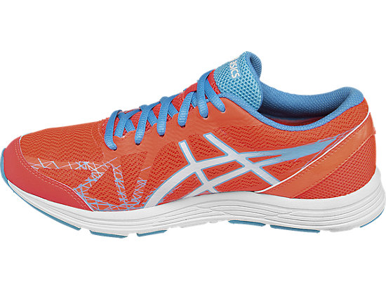 GEL-Hyper Speed 7 Flash Coral/White/Turquoise 15