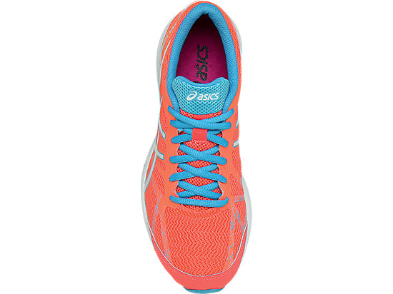 GEL-Hyper Speed 7 Flash Coral/White/Turquoise 23