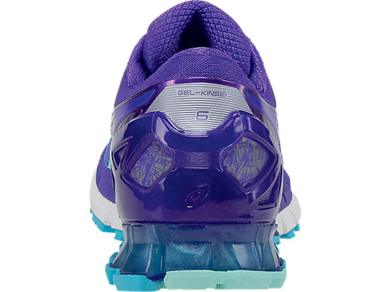 GEL-Kinsei 6 Turquoise/Aqua Mint/Purple 27