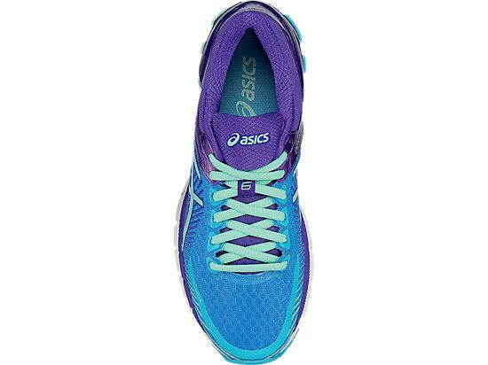 GEL-Kinsei 6 Turquoise/Aqua Mint/Purple 23