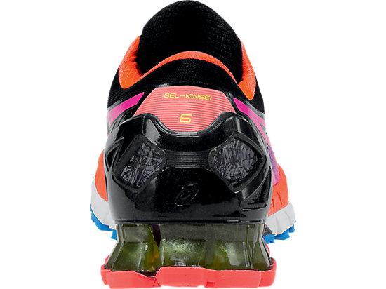 GEL-Kinsei 6 Black/Hot Pink/Flash Yellow 27