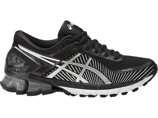 GEL-KINSEI 6 BLACK/GLACIER GREY/WHITE