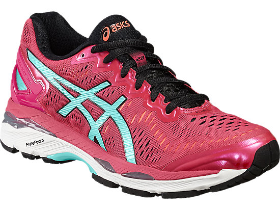 GEL-KAYANO 23 SPORT PINK/ARUBA BLUE/FLASH CORAL 7