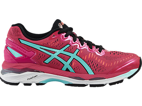 GEL-KAYANO 23 SPORT PINK/ARUBA BLUE/FLASH CORAL 3