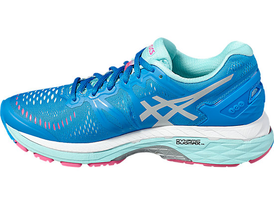 GEL-KAYANO 23 DIVA BLUE/SILVER/AQUA SPLASH 7