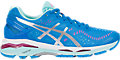 GEL-Kayano 23:Diva Blue/Silver/Aqua Splash