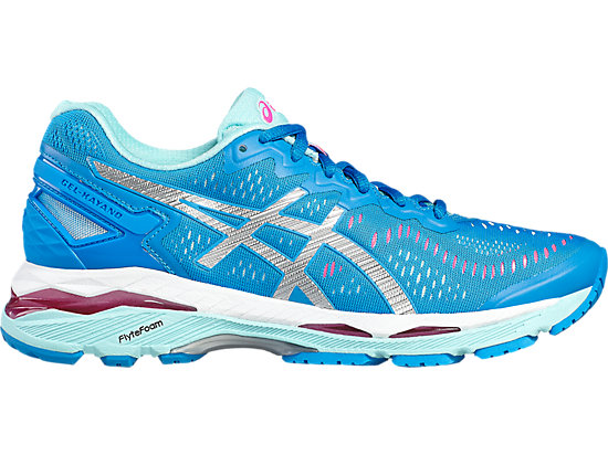 GEL-KAYANO 23 DIVA BLUE/SILVER/AQUA SPLASH 3