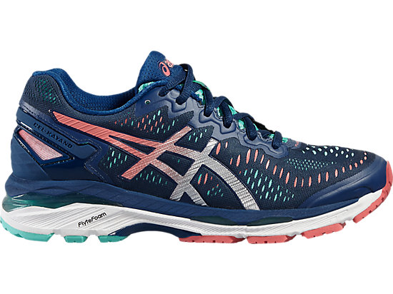 GEL-KAYANO 23 POSEIDON/SILVER/COCKATOO 3