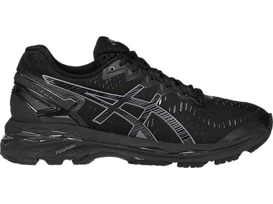 GEL-Kayano 23 Black/Onyx/Carbon 3