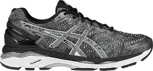 GEL-Kayano 23 Lite-Show Carbon/Silver/Reflective 3 RT