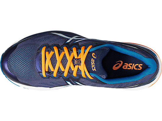 GT-1000 5 INDIGO BLUE/SNOW/HOT ORANGE 15