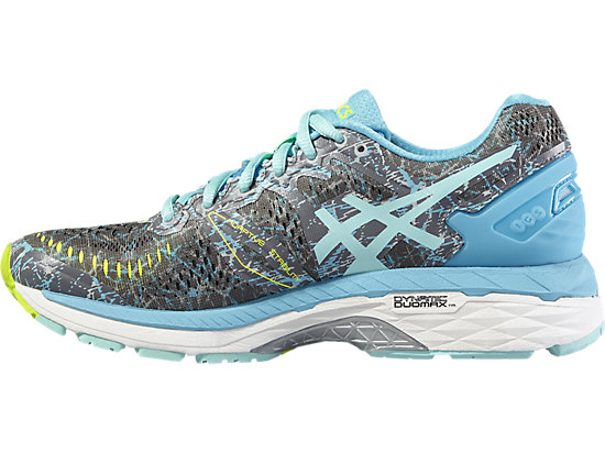 GEL-KAYANO 23 SHARK/ARUBA BLUE/AQUARIUM 11