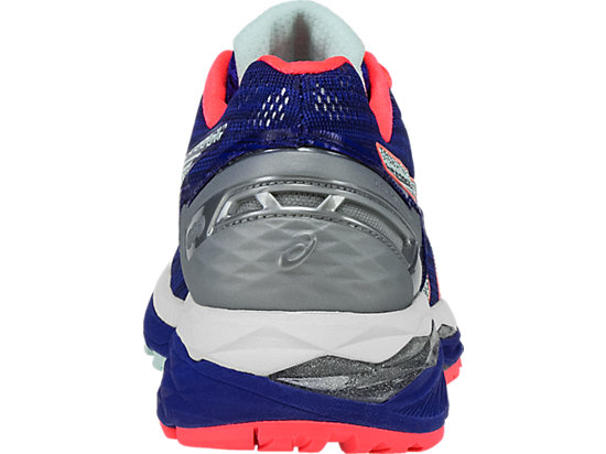 GEL-Kayano 23 Lite-Show ASICS Blue/Silver/Flash Coral 27