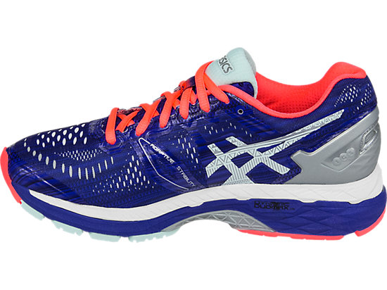 GEL-Kayano 23 Lite-Show ASICS Blue/Silver/Flash Coral 15