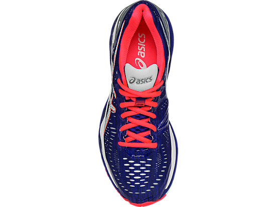 GEL-Kayano 23 Lite-Show ASICS Blue/Silver/Flash Coral 23