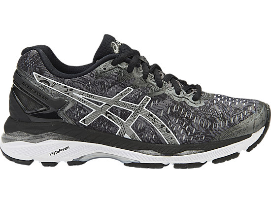 GEL-KAYANO 23 LITE-SHOW CARBON/SILVER/REFLECTIVE