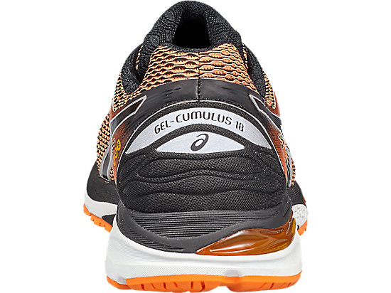 GEL-CUMULUS 18 HOT ORANGE/BLACK/WHITE 19 BK