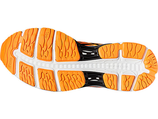 GEL-CUMULUS 18 HOT ORANGE/BLACK/WHITE 11