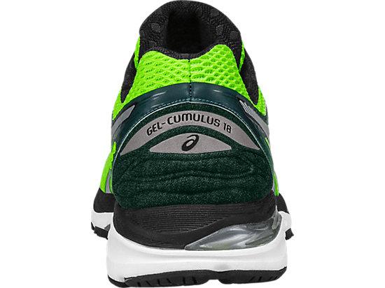 GEL-Cumulus 18 Green Gecko/Silver/Safety Yellow 27
