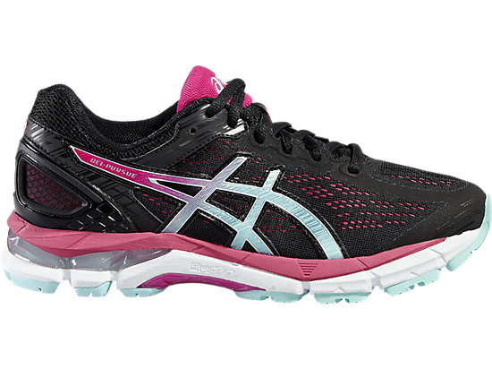 GEL-PURSUE 3 BLACK/ARUBA BLUE/SPORT PINK 15