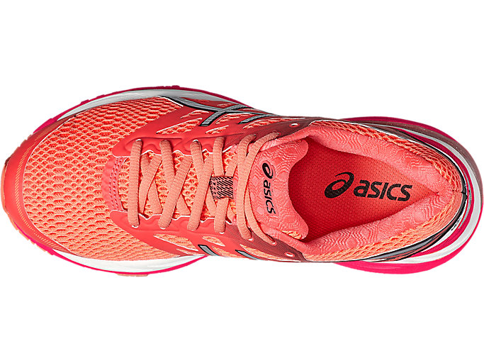 New Asics Cumulus 17 Diva Pink Silver. Find more styles and
