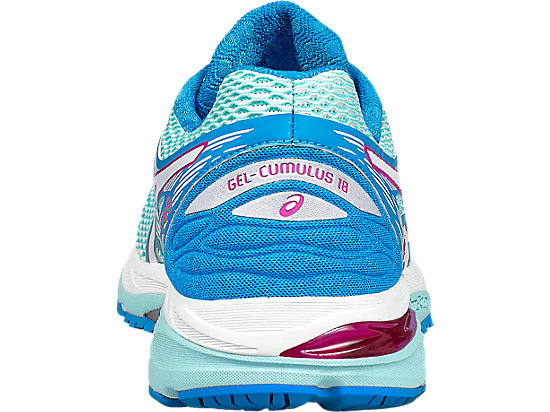 GEL-CUMULUS 18 AQUA SPLASH/WHITE/PINK GLOW 19